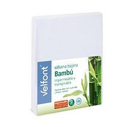 Sábana bajera Bambú Velamen
