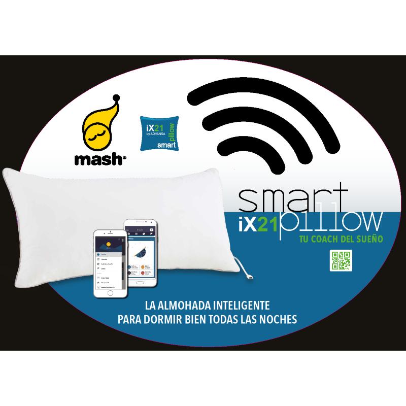 Almohada Smart Pillow iX21 Mash