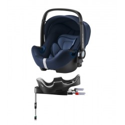 Portabebé Baby-Safe I-Size Römer Moonlight Blue