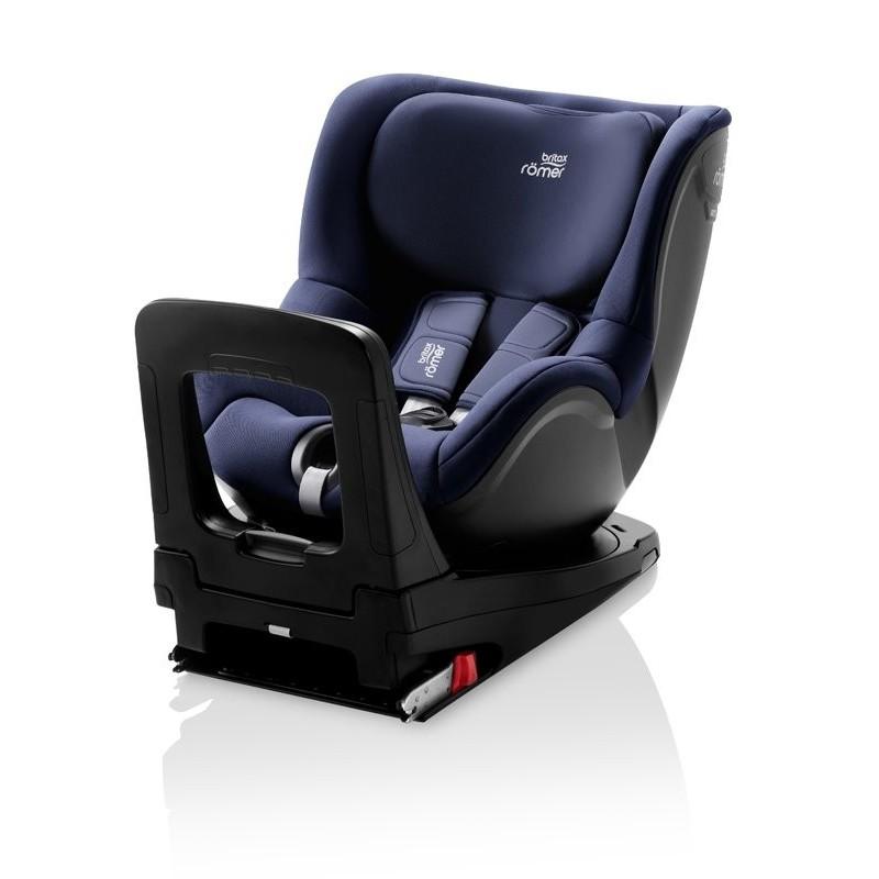 Silla de auto Dual-Fix I-Size Britax-Römer Moonlight Blue