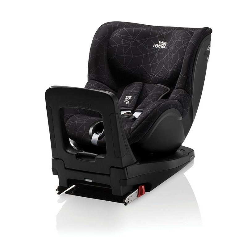 Silla de auto Dual-Fix I-Size Britax-Römer Crystal Black