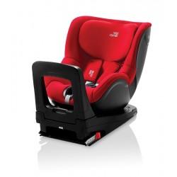 Silla de auto Dual-Fix I-Size Britax-Römer Fire Red