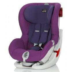 Silla de auto King II LS Britax-Römer Mineral Purple