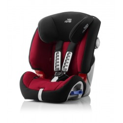 Silla de auto Multi-Tech III Britax-Römer Flame Red